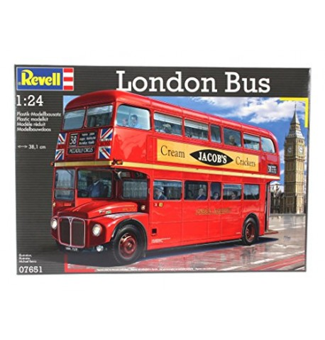 London Bus Scala 1:24 - Revell 07651