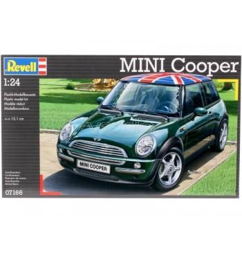 Mini Cooper 1:24 - Revell 07166