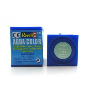 Colori Revell - cod. 55 AZZURRO CHIARO OPACO