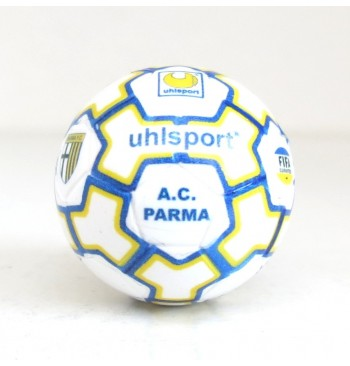 Pallina con decals BIANCO UHLSPORT PARMA 1994
