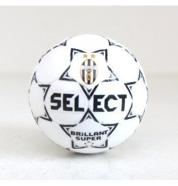 Pallina con decals BIANCO SELECT JUVENTUS 1994-95