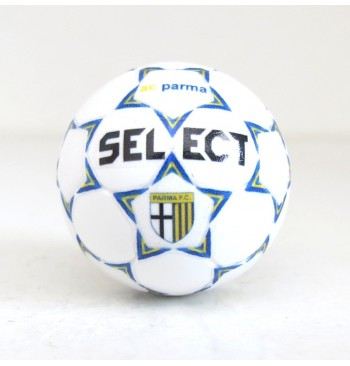 Pallina con decals BIANCO SELECT PARMA 1994-95