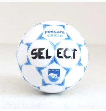 Pallina con decals BIANCO SELECT PESCARA 1994-95