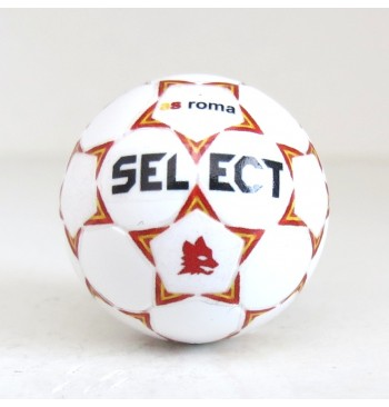Pallina con decals BIANCO SELECT ROMA 1994-95