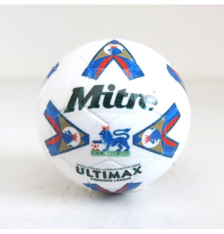 Pallina con decals BIANCO MITRE ULTIMAX P.L. 1995
