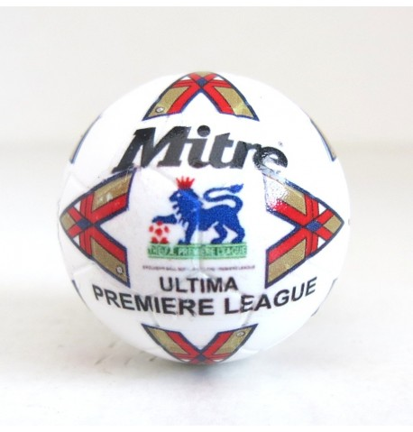 Pallina con decals BIANCO MITRE ULTIMAX P.L. 1997