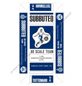 Scatola replica SPECIALE colorata - TOTTENHAM