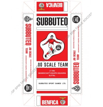 Scatola replica SPECIALE colorata - BENFICA