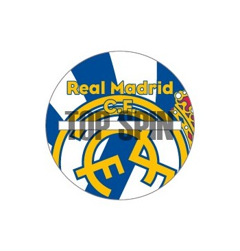 Adesivi per dischetti HW - REAL MADRID