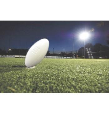 Pallina da rugby - colore BIANCO
