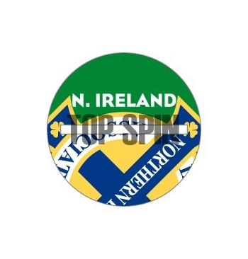 Adesivi per dischetti HW - IRLANDA DEL NORD