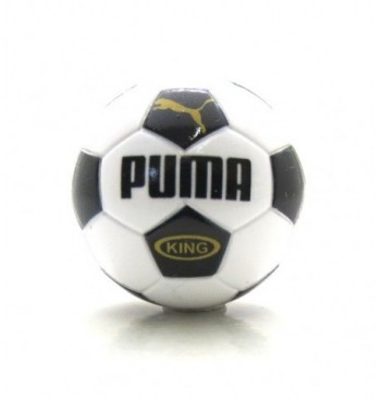 Pallina con decals BIANCO PUMA King Force