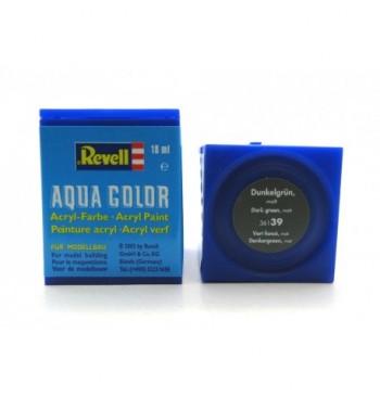 Colori Revell - cod. 39 VERDE SCURO OPACO