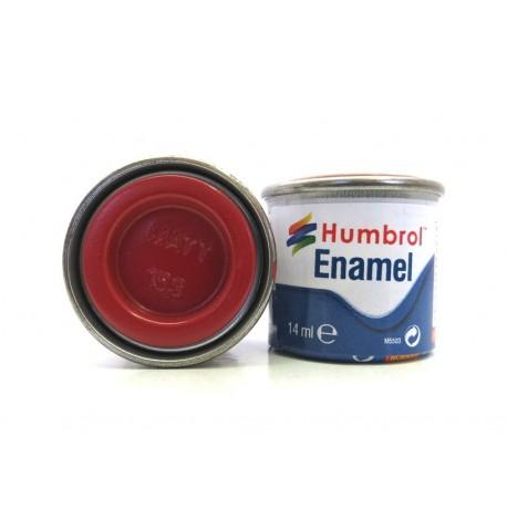 Colori Humbrol - cod. 153 ROSSO OPACO