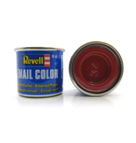 Colori Revell - cod. 34 ROSSO FERRARI LUCIDO