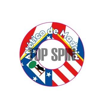 Adesivi per dischetti AL1 - ATLETICO MADRID