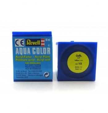 Colori Revell - cod. 15 GIALLO OPACO