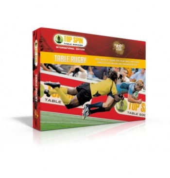 Top Spin INTERNATIONAL EDITION RUGBY