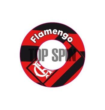 Adesivi per dischetti AL1 - FLAMENGO