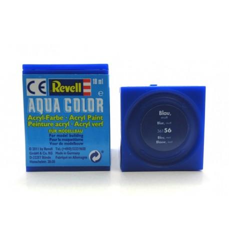Colori Revell - cod. 56 BLU OPACO