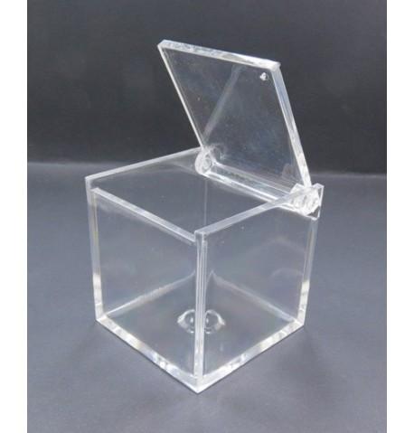 Cubetto in plexiglass
