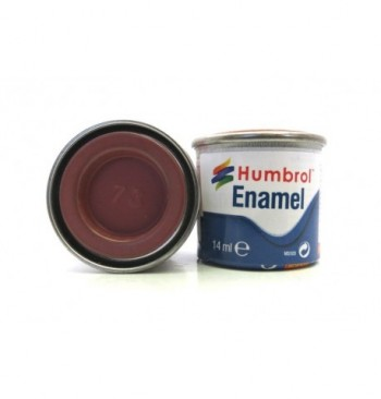 Colori Humbrol - cod. 73 VINO OPACO