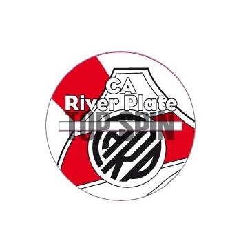 Adesivi per dischetti HW - RIVER PLATE
