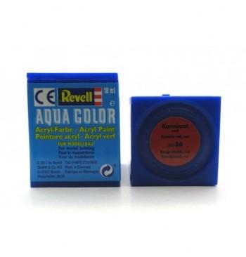 Colori Revell - cod. 36 ROSSO CARMINE