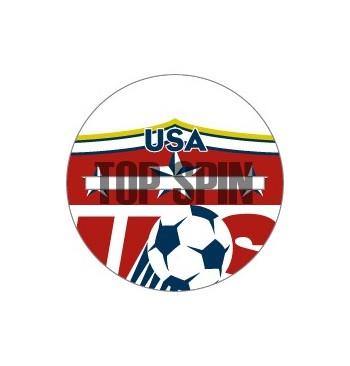 Adesivi per dischetti HW - USA