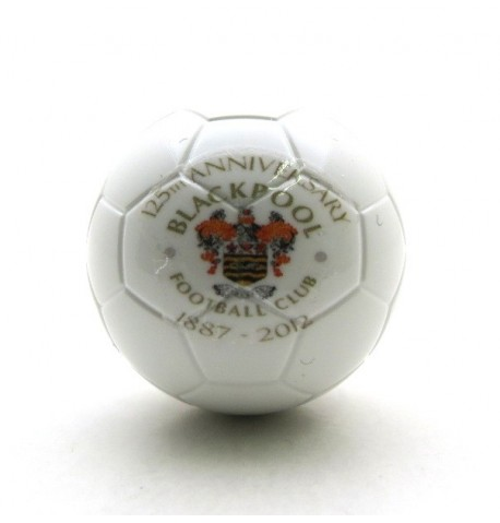 Pallina con decals - BLACKPOOL 125 anni