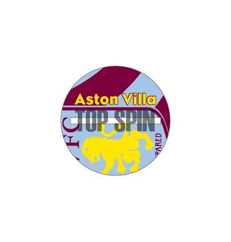 Adesivi per dischetti HW - ASTON VILLA