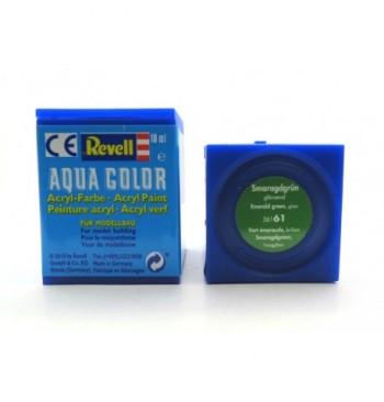 Colori Revell - cod. 61 VERDE SMERALDO LUCIDO